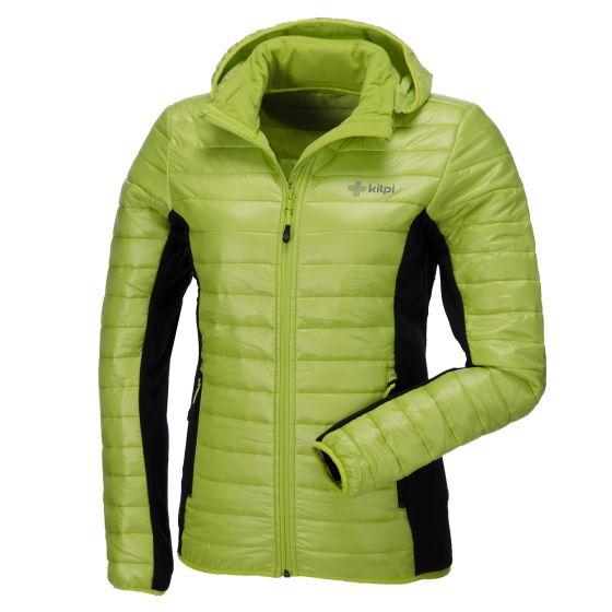 Kilpi, Nektaria ski-jas, Dames, Groen (Ski kleding dames)