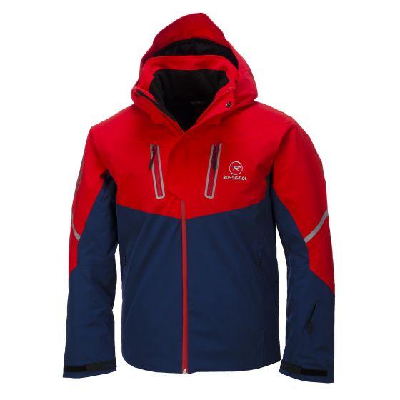 Rossignol, Leader II, Ski-jas Heren, Middernacht blauw-Rood