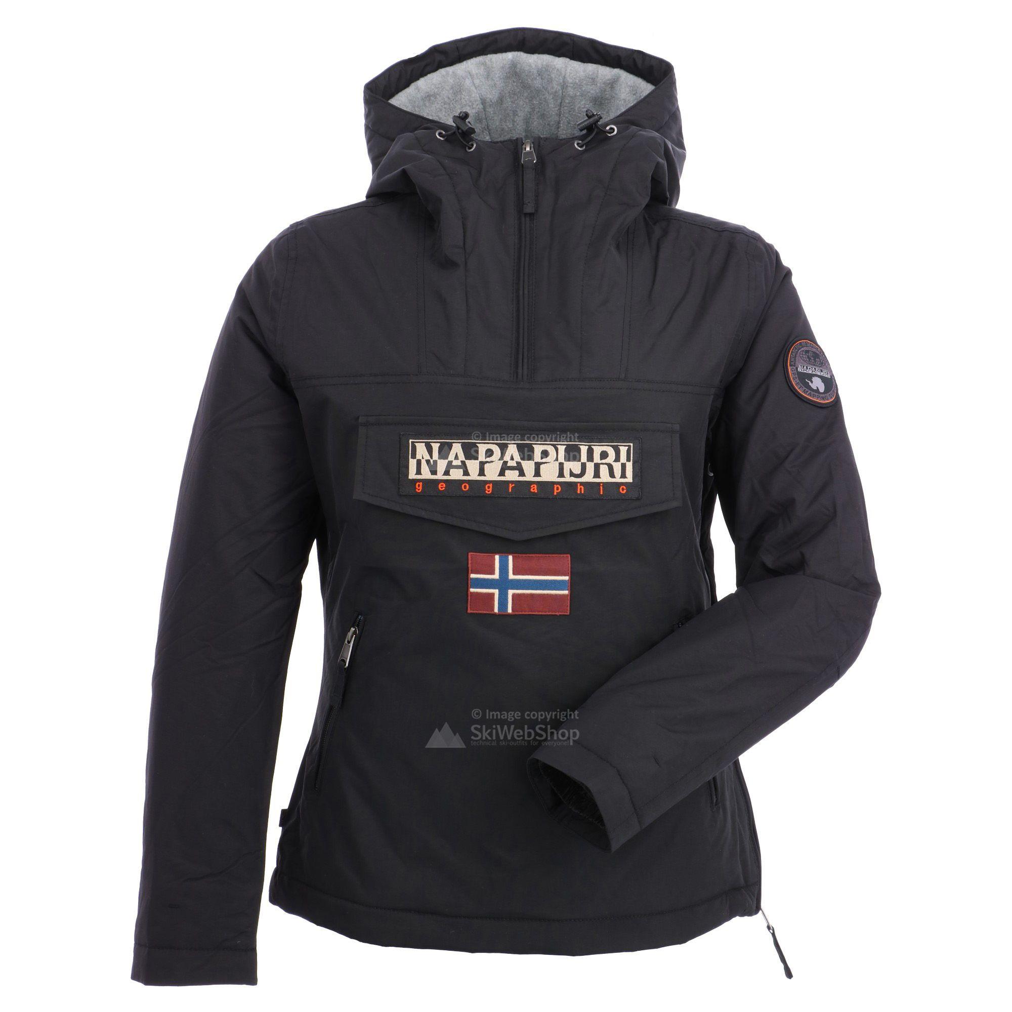 Napapijri Rainforest Pocket Damen Jacke Winter Outfits