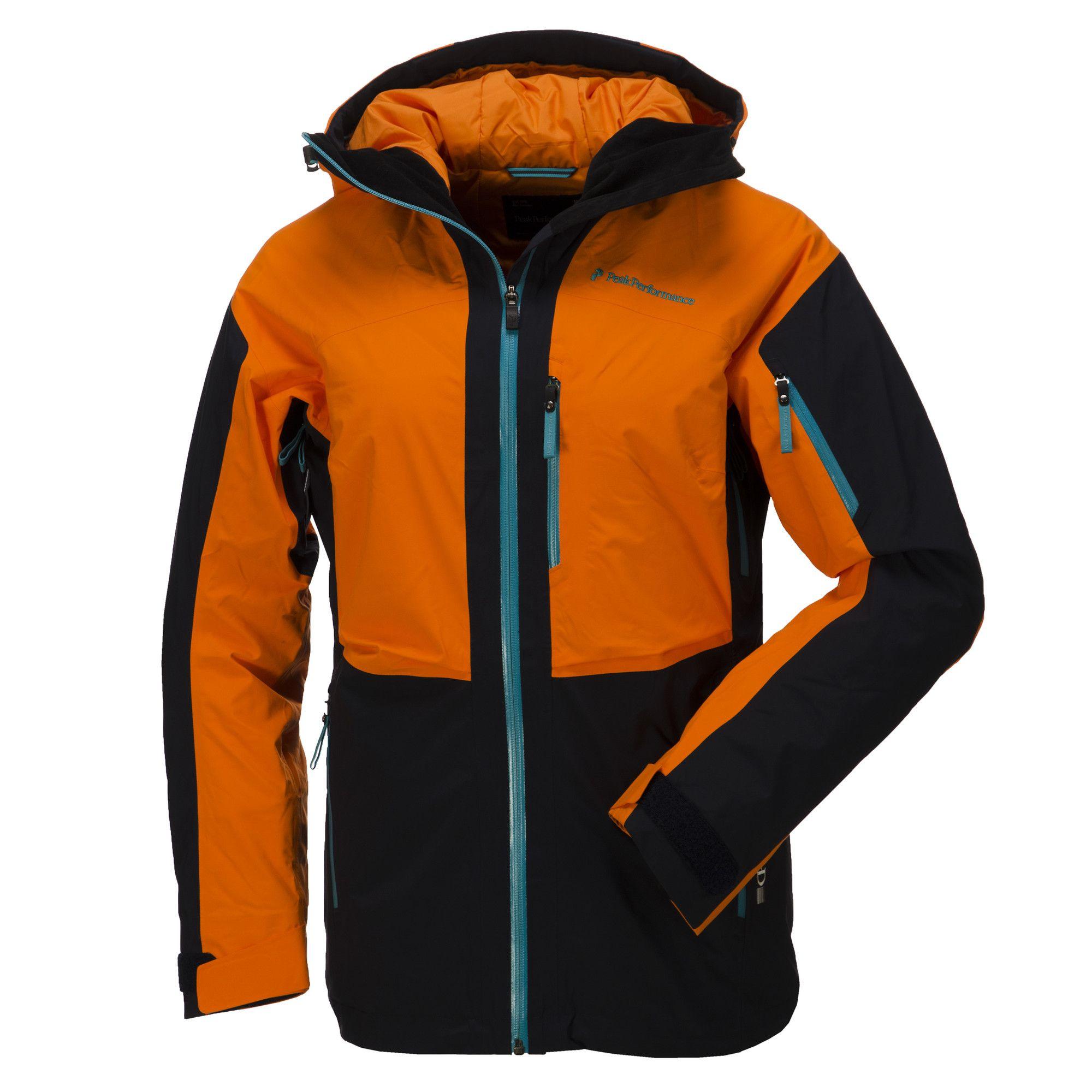 Peak performance Heli Gravity jacket, Damen, Calendula
